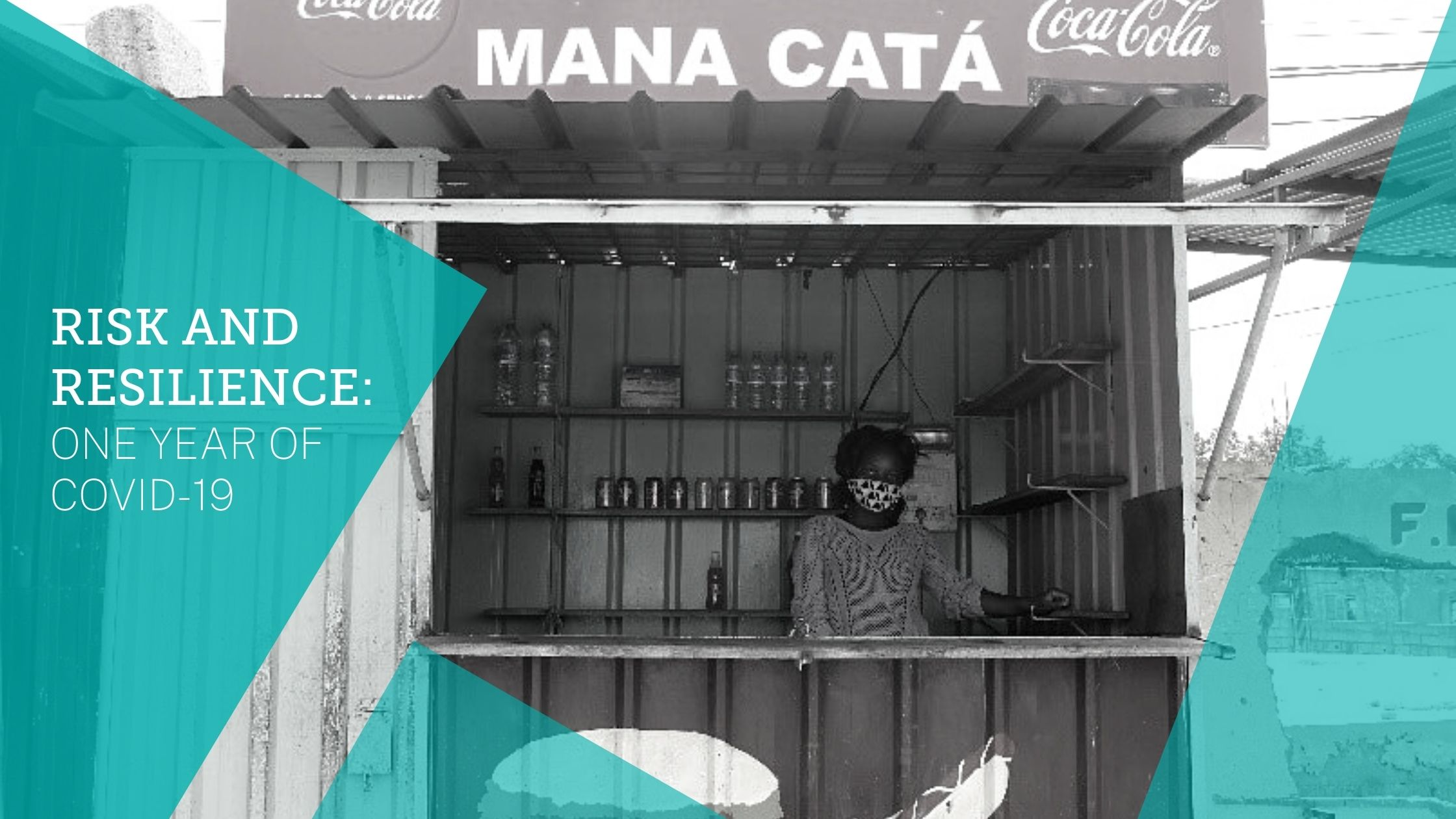 Catarina Bié is a small business owner in Maputo, Mozambique.