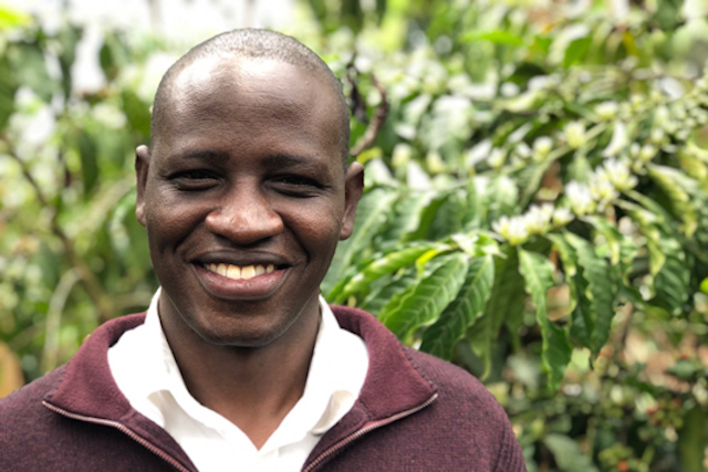 Dominic Ogut is the Africa regional agronomy advisor