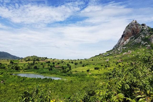 A landscape of Malawi