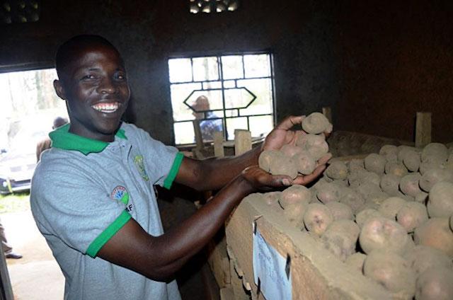 STRYDE Rwanda cooperative