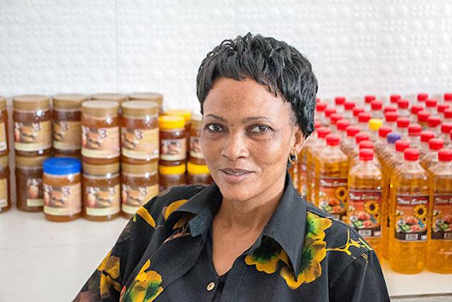 Amina Majengo