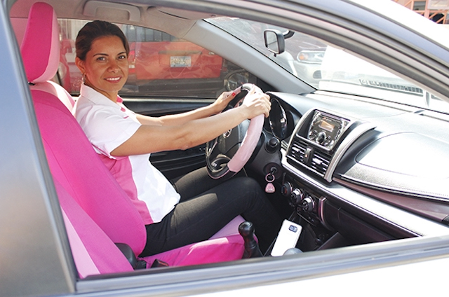 Better mode for transportation in El Salvador for women