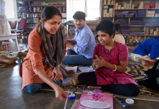 Clinical Psychologist creating opportunities with mental disabilities in India's community