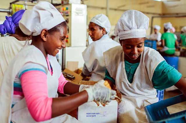 Boosting the technical and business skills of food processors