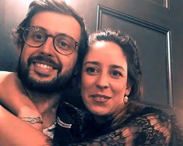 Alberto Fontes and Margarida Cosa TechnoServe Fellows