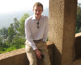 Martin Bratt TechnoServe Fellow